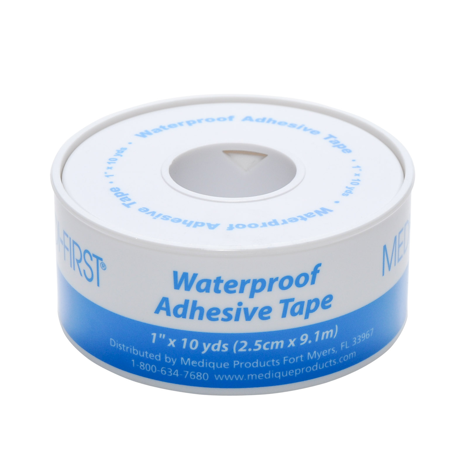 Adhesive Tape Waterproof 1   X 10 YdsFirst Aid Adhesive Tape
