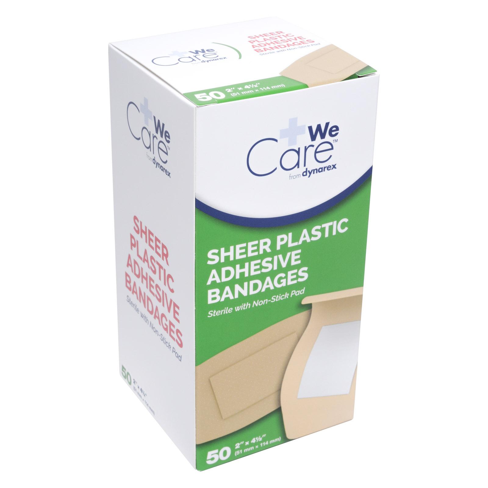Xlarge Plastic Bandage | MFASCO Health & Safety