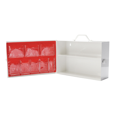 2 Shelf First Aid Kit Refills