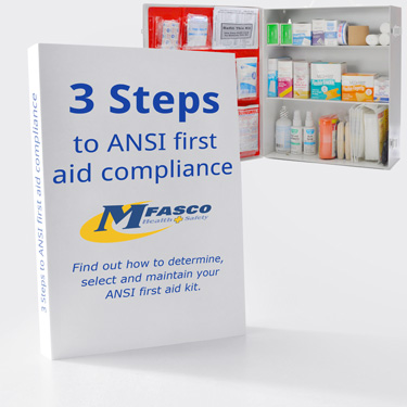 Blog - 3 Step Guide to ANSI first aid compliance
