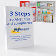 3 Step guide to ANSI first aid compliance