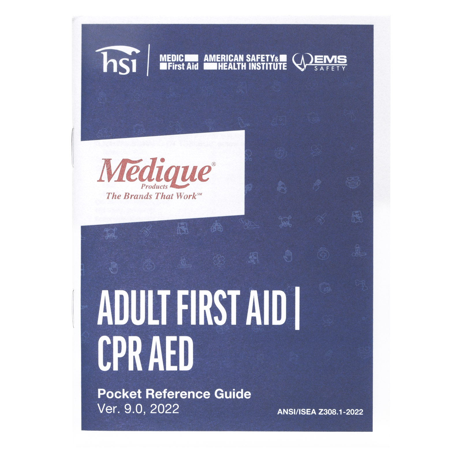 First Aid Pocket Guide| MFASCO Health & Safety