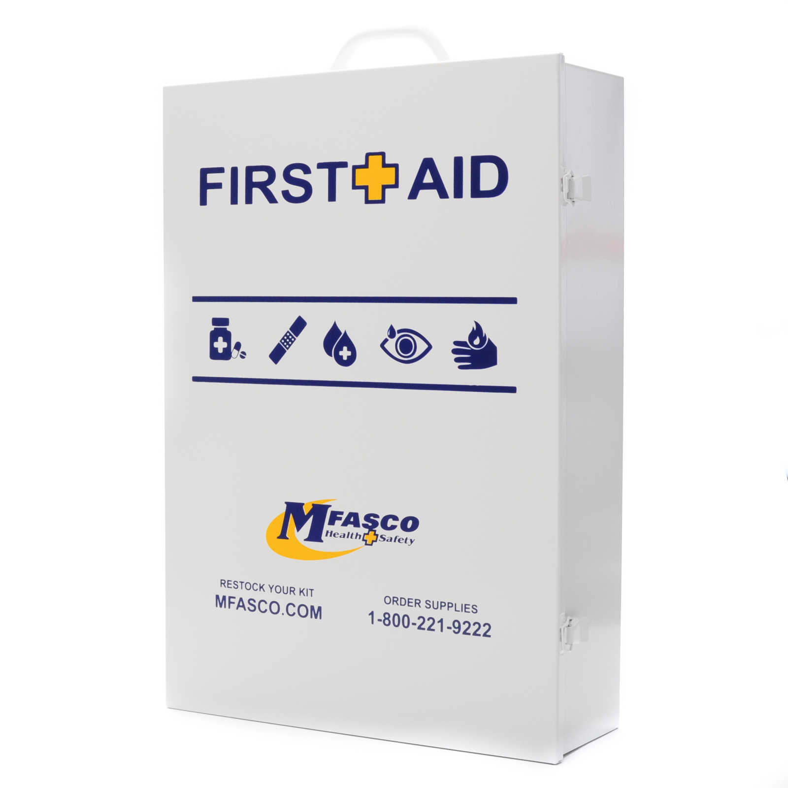 Metal First Aid Boxes