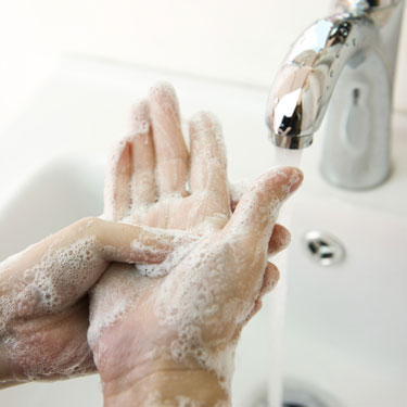 Blog - 5 Steps to Proper Hand Washing