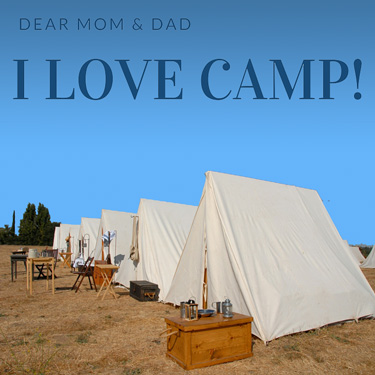 Blog - 5 Things before sending child to camp