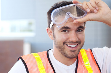 Blog - 5 common causes of workplace eye injuries