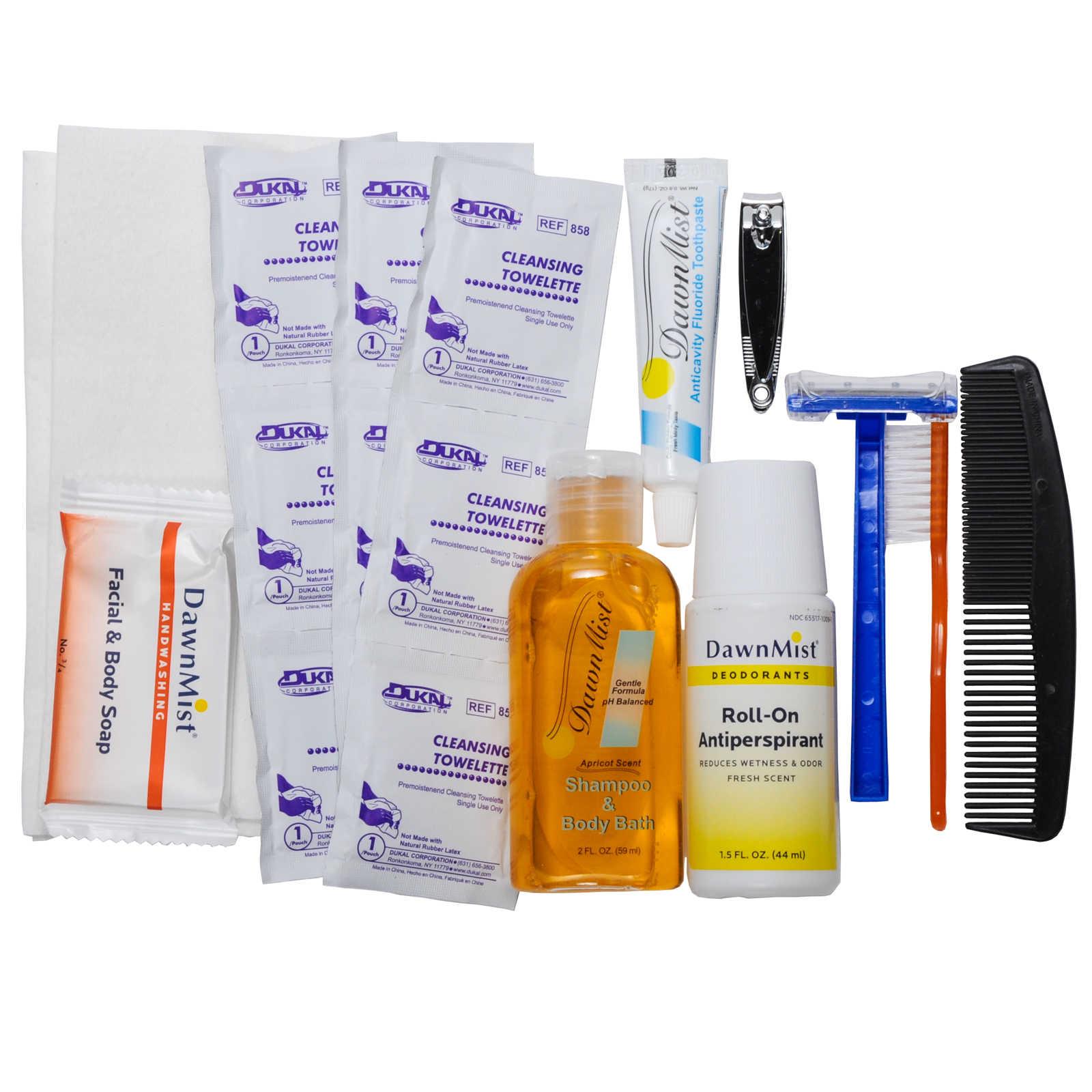 Personal Hygiene Kit | MFASCO Health & Safety