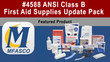 ANSI Class B Update Pack VIDEO