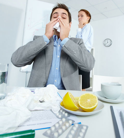 Blog - HR Needs to prepare for the flu