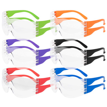 f36d9c9599 Intruder Small Safety Glasses Variety Pack (12 Bx)