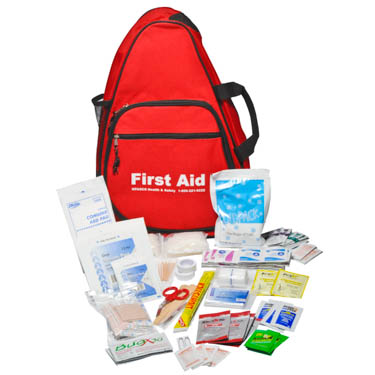 Blog - How to make a first aid kit for camping