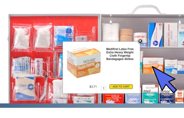 RESTOCK First Aid & Safety Supplies