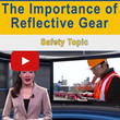 The importance of reflective gear - VIDEO