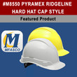 Video - Pyramex Ridgeline Hard Hat - New Product