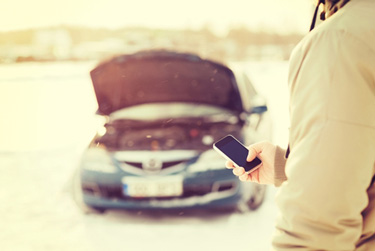 Blog - What to do when you get stranded in your car