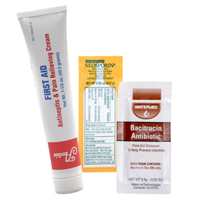 Antibiotic ointment creams mfasco health safety for Triple antibiotic ointment on tattoos