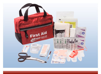 First Aid Kit Bag - On Sale