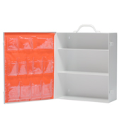 3 Shelf First Aid Kit Refills