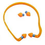 Banded Ear Plugs