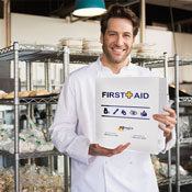 Restaurant First Aid Kit Refills