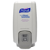 Sanitizers Dispensers & Refills