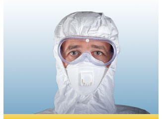 What are the different types of respirators?