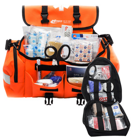 Our First Responder Kits Contain The Most Commonly Used Aid Supplies In Emergencies Including